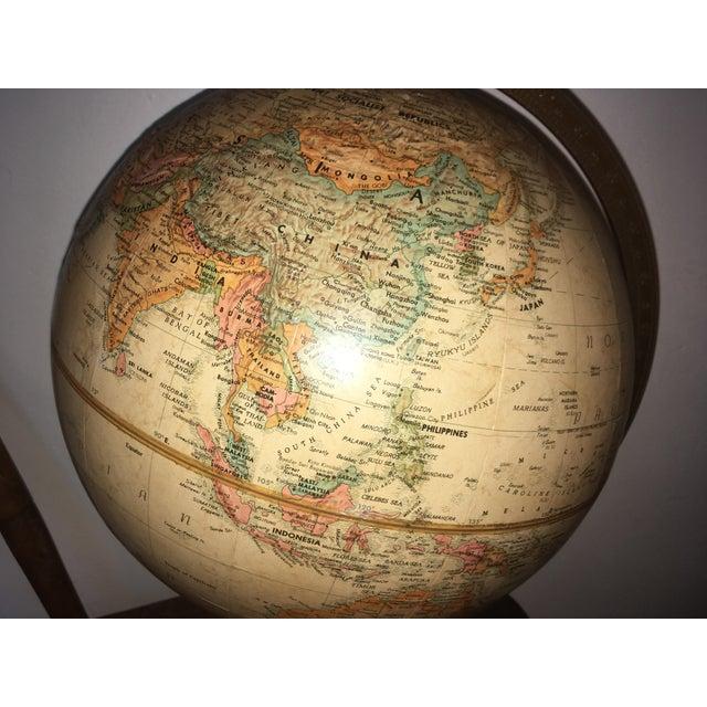 "Vintage 1990 Replogle World Classic Series 12"" Diameter Globe For Sale - Image 11 of 13"
