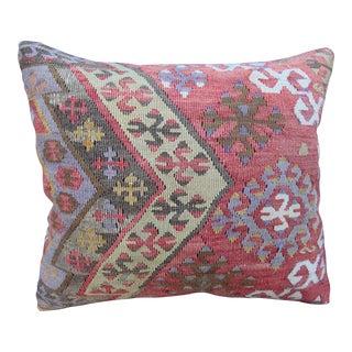 Decorative Turkish Kilim Pillow Cover For Sale