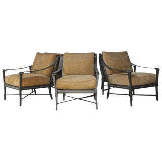 Richard Frinier for Century Andalusia Royal Lounge Chairs - Set of 6