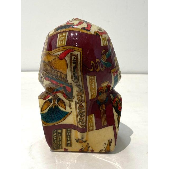 1970s Vintage King Tut Egypt Figurine For Sale - Image 5 of 9