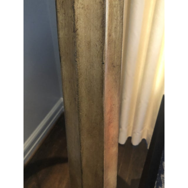 Metal E.F. Chapman for Visual Comfort Fluted Spire Floor Lamp For Sale - Image 7 of 11