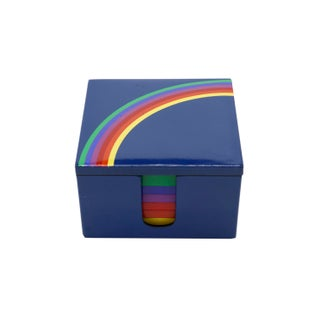 Japanese Rainbow Coasters - Set of 6 Preview