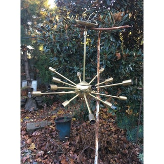 Original Vintage Midcentury Sputnik Chandelier Preview