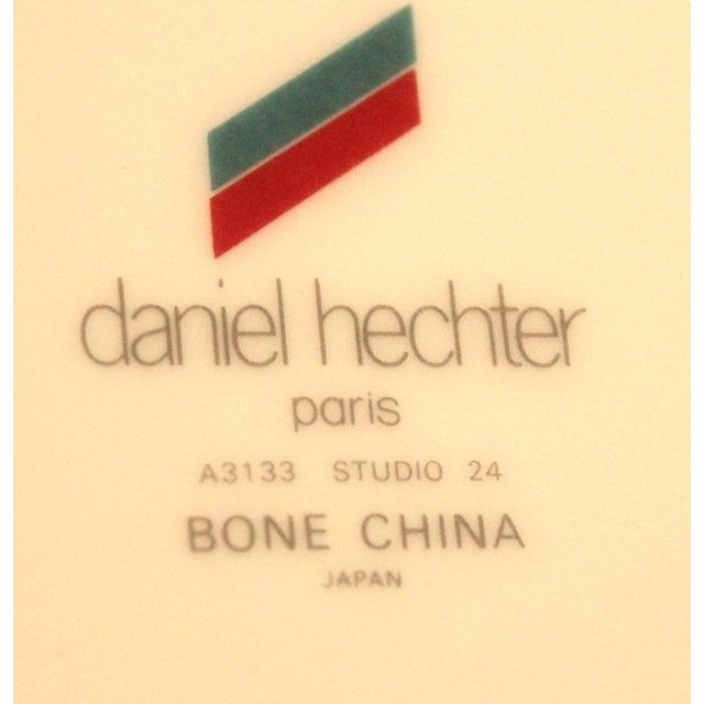 Daniel Hechter 1980s Daniel Hechter Dinner Plates - Set of 8 For Sale - Image 4 of 6