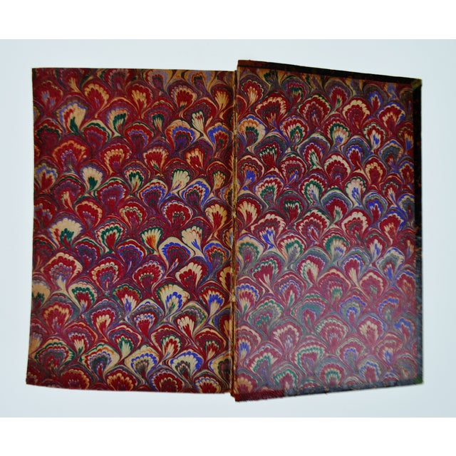 """1896 """"Mensonges"""" Illustrated Book By Paul Bourget - Image 11 of 11"""