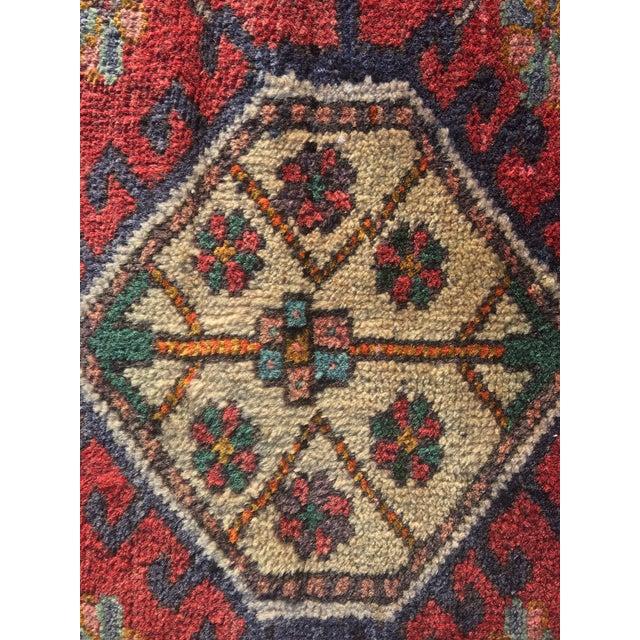 """Vintage Persian Karajeh Runner - 2'7"""" X 8'7"""" - Image 6 of 11"""