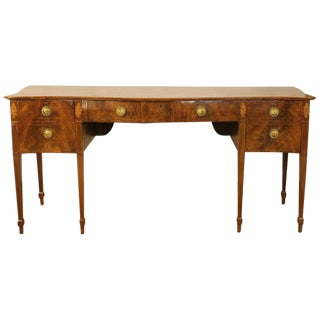 18th Century George III Sideboard For Sale
