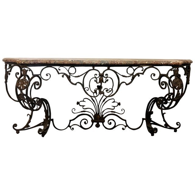 Wall Console Table Baroque Table Side Table Wall Table Antique With The Best Service Tables