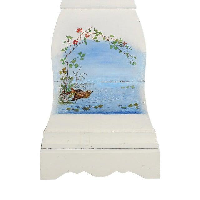 Gustavian (Swedish) Antique Swedish Mora Clock For Sale - Image 3 of 5