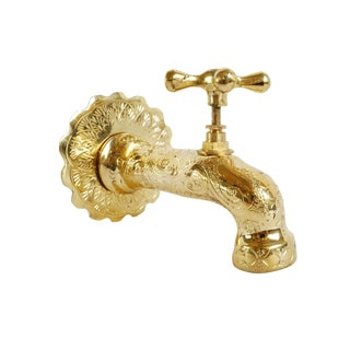 Brass Fountain Spigot For Sale