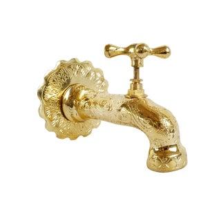 Brass Fountain Spigot