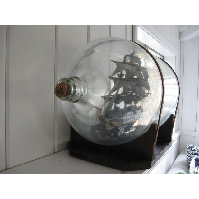 Ship in a Bottle - Image 3 of 6