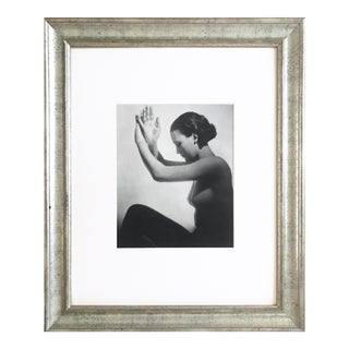 Vintage Art Deco Nude Photogravure by John Everard For Sale