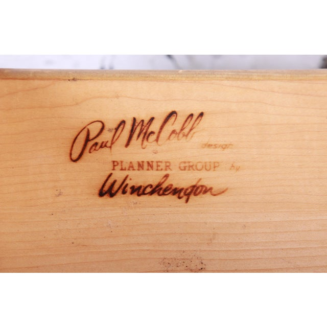 Paul McCobb Planner Group Mid-Century Modern Six-Drawer Dresser For Sale - Image 12 of 13