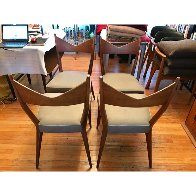 Paul McCobb Calvin Dining Chairs - Set of 4 - Image 11 of 11
