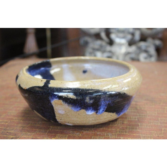 Mid 20th Century Southwestern Pottery Bowl For Sale - Image 5 of 5