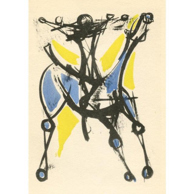 """Marino Marini """"Cavalier et Cheval"""" - Image 3 of 3"""