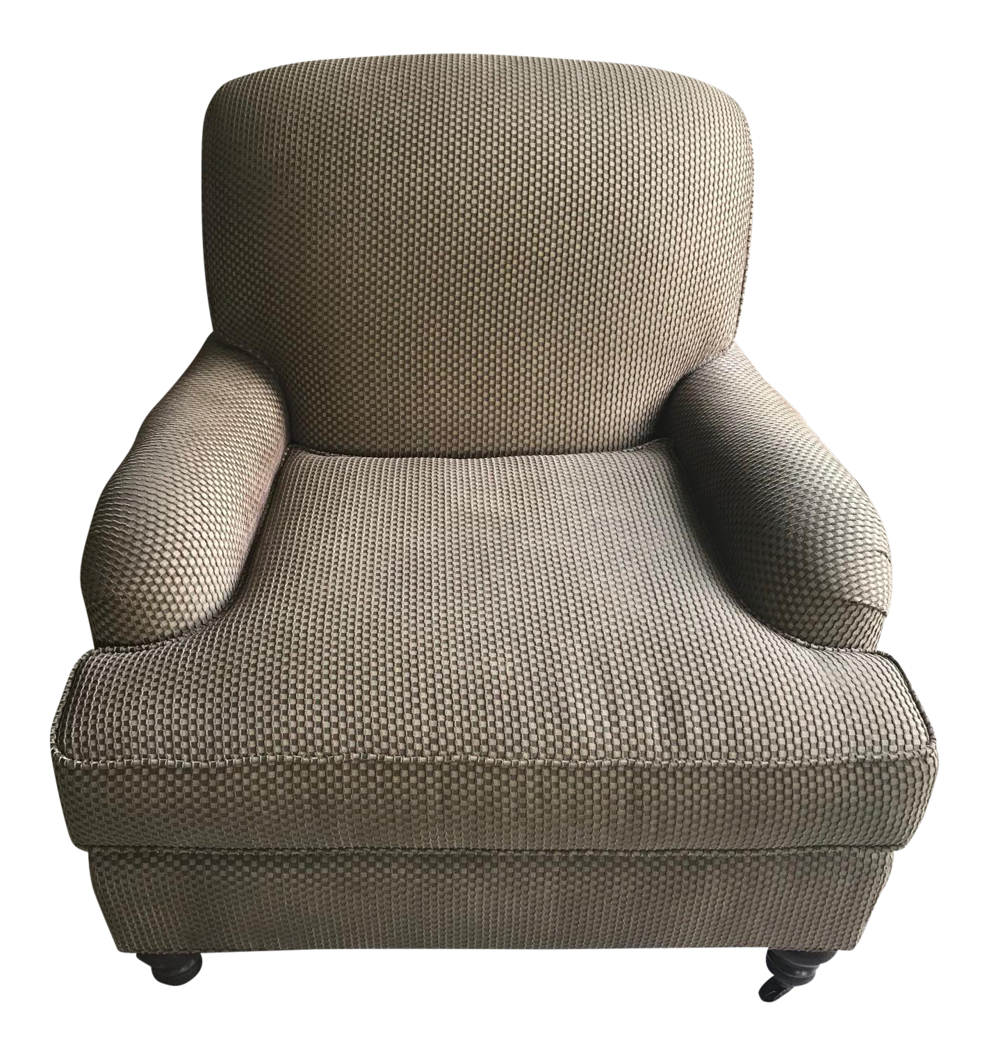Norwalk Furniture Relaxed Club Chair