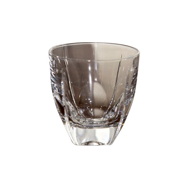 Czech Crystal Juice Glasses - Set of 6 - Image 1 of 3