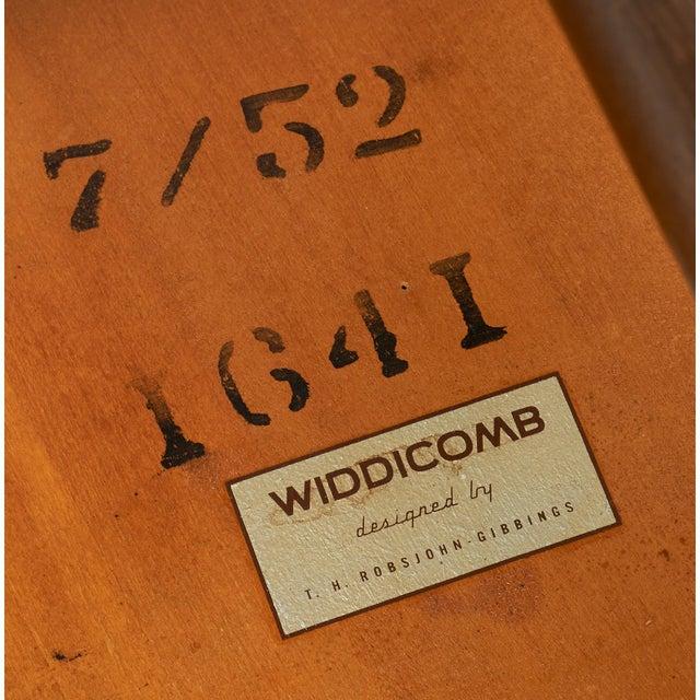 T.H. Robsjohn Gibbings Tripod Base Side Tables - a Pair For Sale - Image 10 of 10