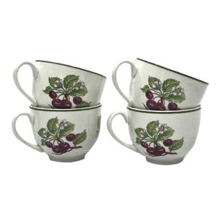 Johnson Brothers Tiffany & Co. Tea Cups - Set of 4