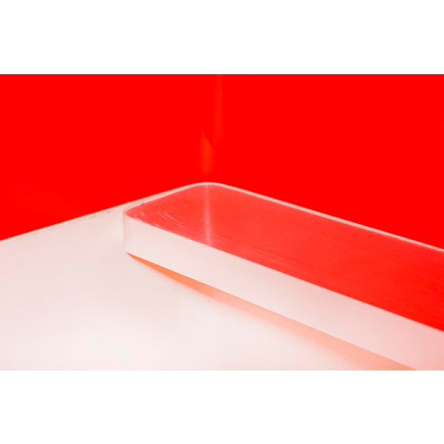 Red Les Arcs 1800 Prefabricated Bathroom Unit by Charlotte Perriand For Sale - Image 8 of 12