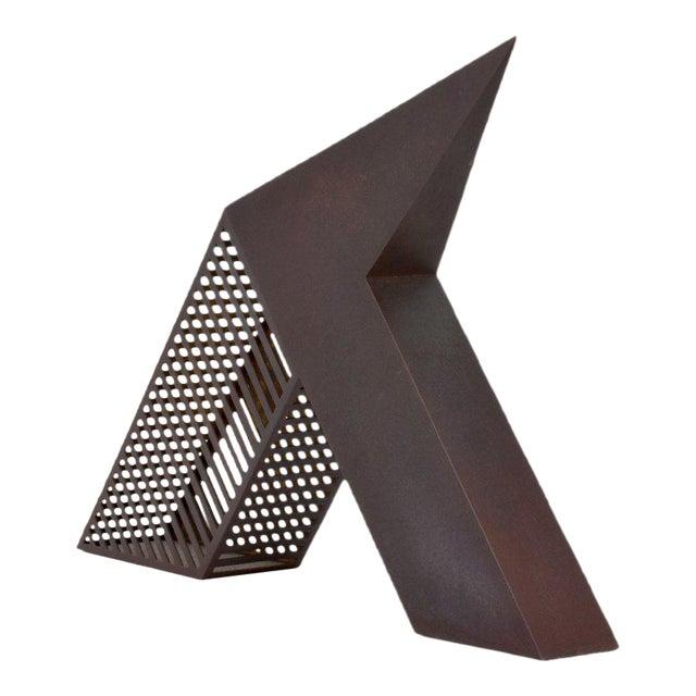 Modern Minimalist Desk Sculpture by John Raimondi For Sale