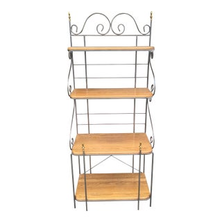 Charleston Forge Bakers Rack For Sale
