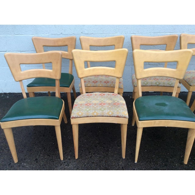 Mid Century Dining Room Sets: 1950s Mid-Century Modern Heywood Wakefield Dining Room