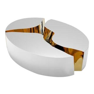 Covet Paris Lapiaz Oval Sideboard For Sale