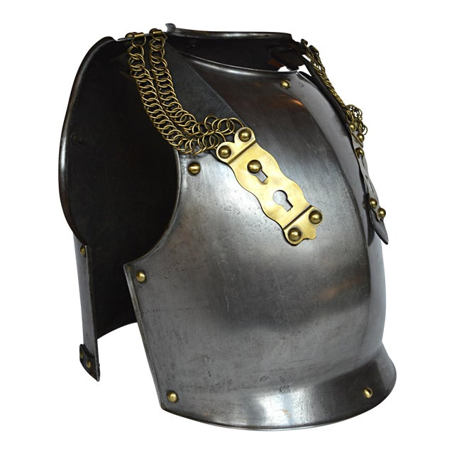 French Cuirassier's Breast and Back Plate For Sale