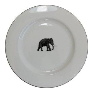Elephant Dinner Plates - Set of 6