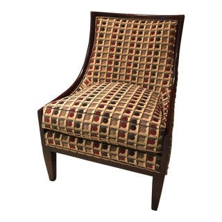 American Classical Fairfield Chair Company Upholstered Lounge Chair
