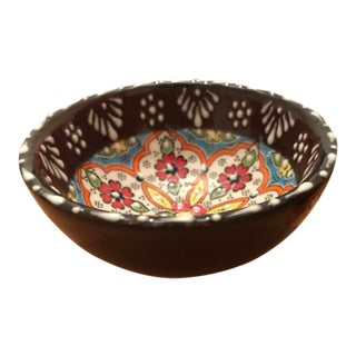 Handmade Turkish Ceramic Bowl For Sale