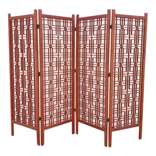 Mid-Century Room Divider For Sale