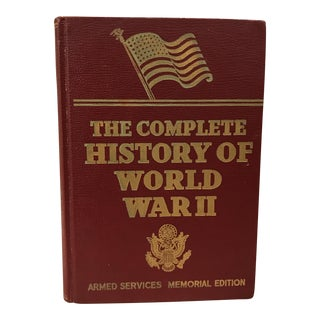 The Complete History of World War II Book