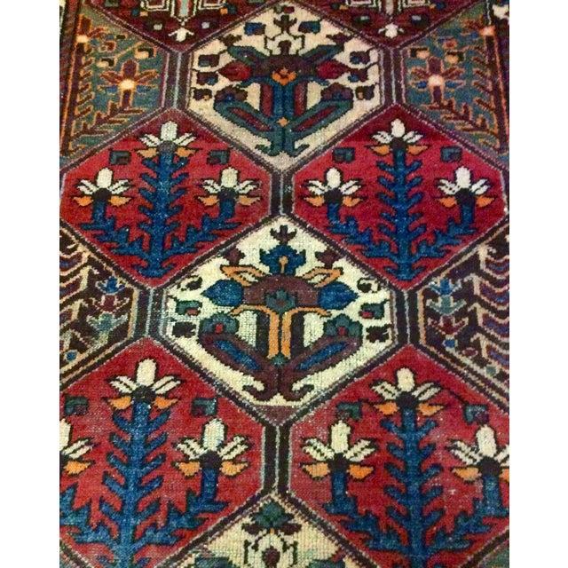 Afghanistan Handmade Oriental Rug - 5′ × 7′ - Image 3 of 6