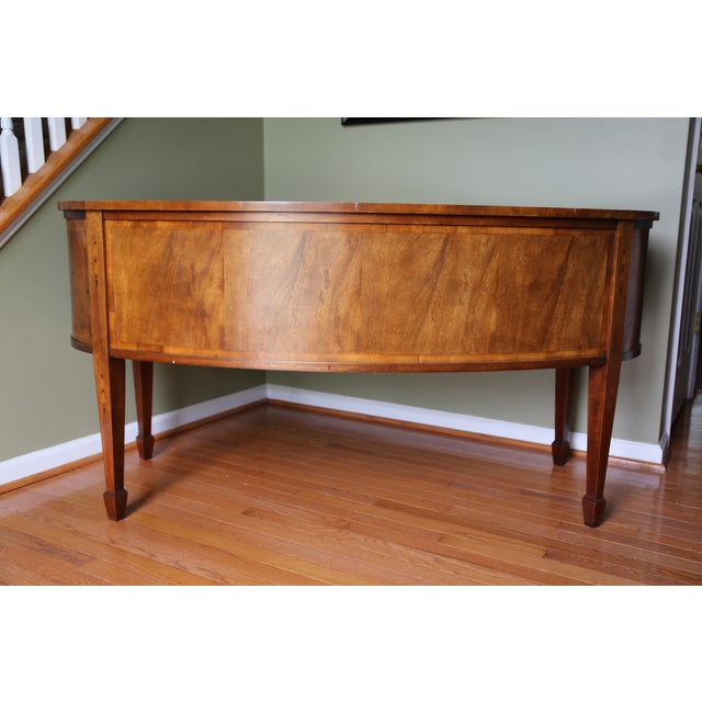 Hekman Kidney Writing Desk For Sale In Washington DC - Image 6 of 9