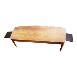 Vintage Johannes Andersen for Trensum Mid-Century Modern Coffee Table For Sale