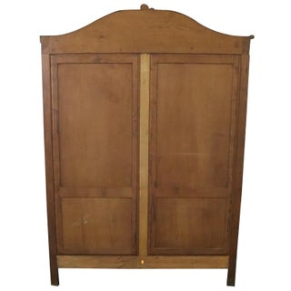 Bookcase Louis XV French Rococo Vintage 1950 Oak Preview