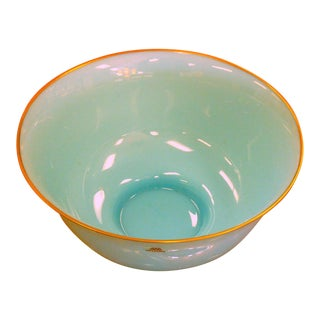 Art Glass Bowl by Carlo Moretti for Selezione For Sale