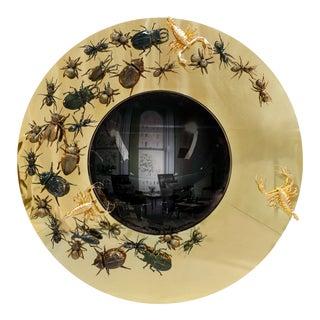Convex Metamorphosis Mirror From Covet Paris For Sale