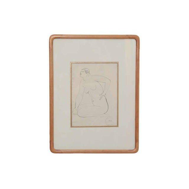 Paint Three Lovely Watercolors by Maurice Sterne For Sale - Image 7 of 10