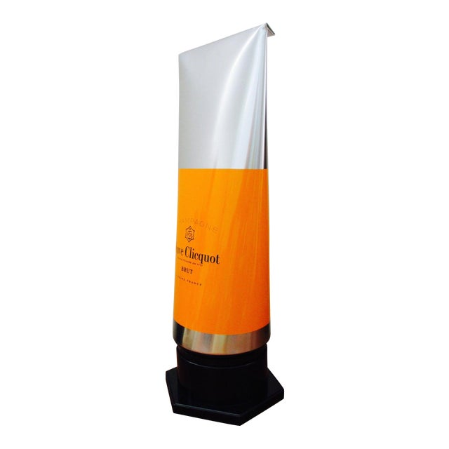 French Verve Cliquot Champagne Cooler For Sale