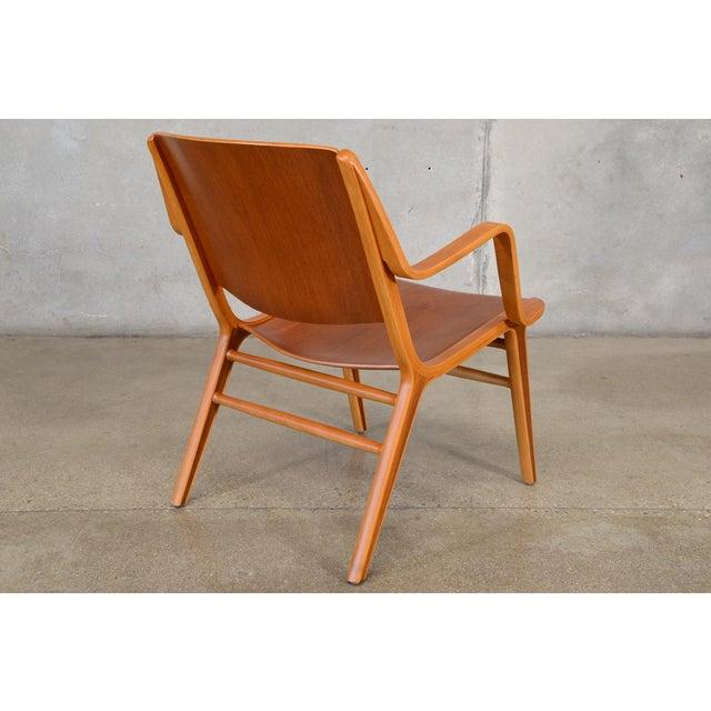 Danish Modern AX Chair by Peter Hvidt & Orla Mølgaard-Nielsen For Sale - Image 3 of 4