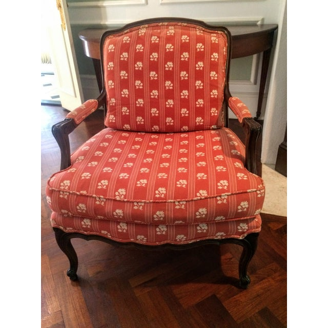 Baker Furniture Bergere Chairs - A Pair - Image 6 of 11