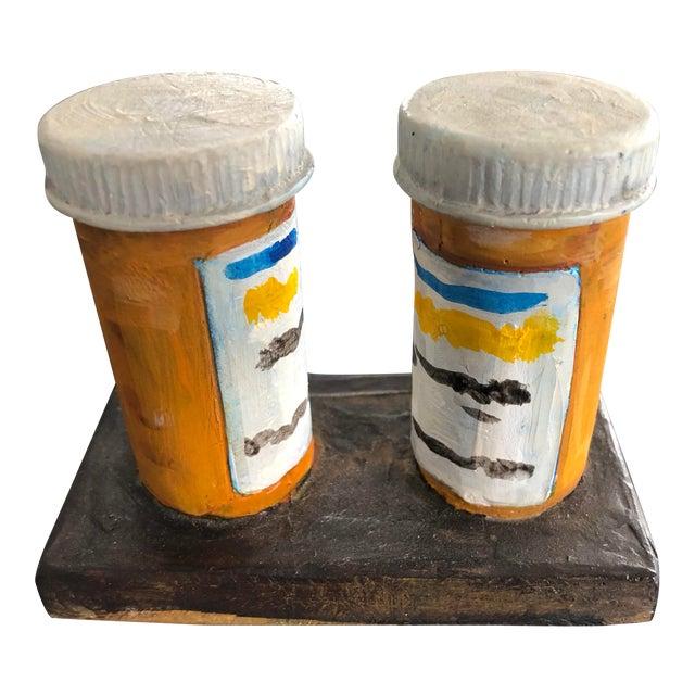 "Walter Robinson Sculpture, ""Blood Pressure"" For Sale"