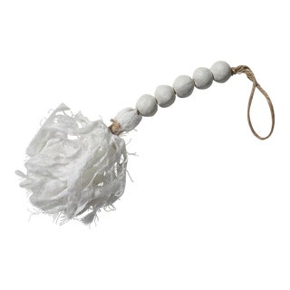 Harper & Wilde Australian Muslin Tassel Short Clay Beads For Sale