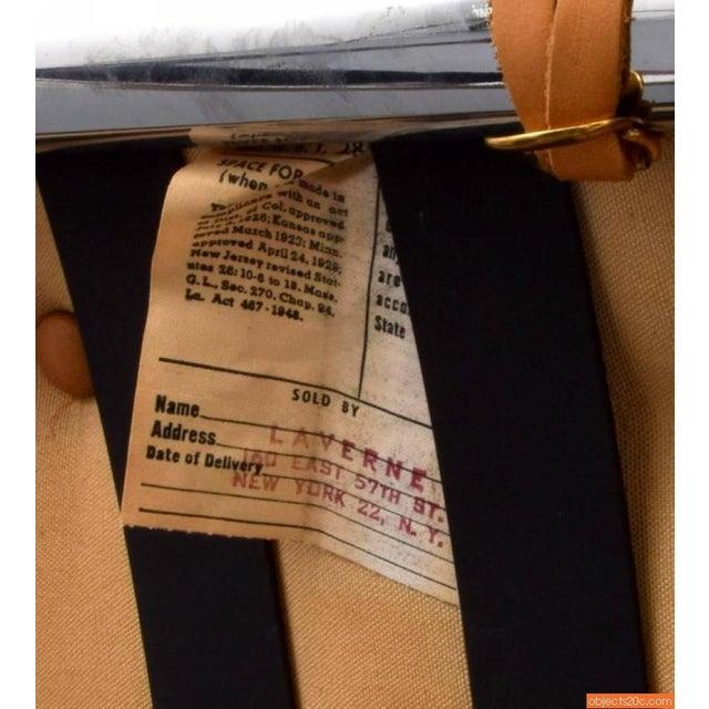 Pair Of William Katavolos, Ross Littell & Douglas Kelley New York Lounge Chairs - Image 6 of 6