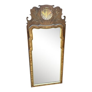 1990s Southampton Mahogany Pier Mirror For Sale